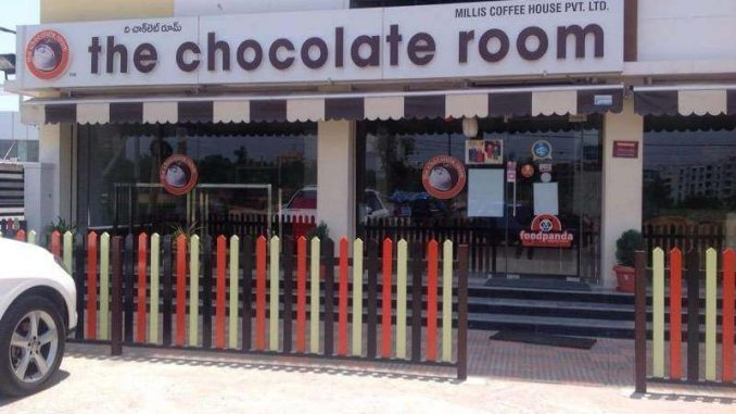 The Chocolate Room Store