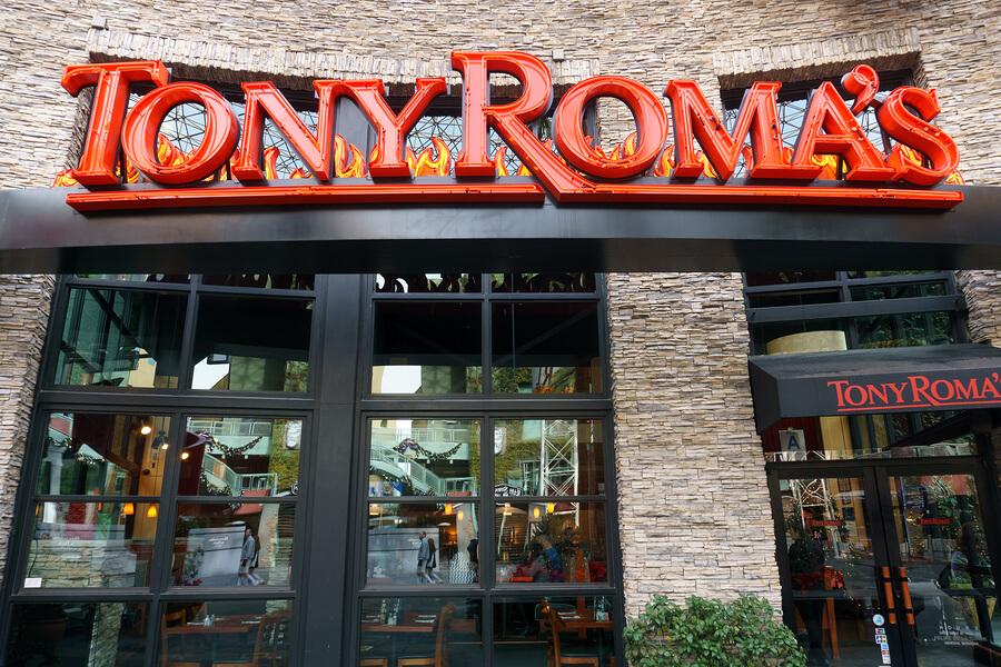 Tony Roma's Store