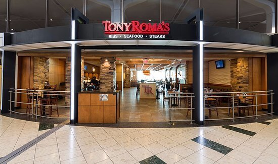 Tony Roma's franchise