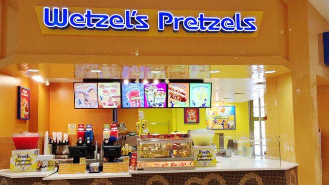 Wetzels Pretzels Store