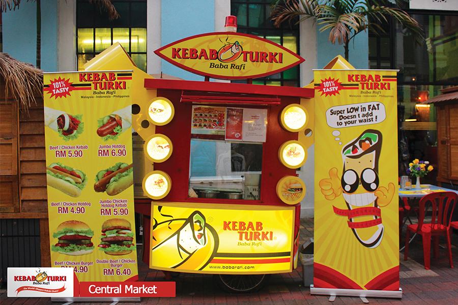 kebab Turki Baba Rafi Franchise