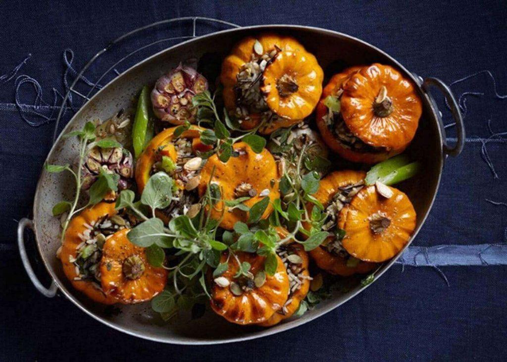 Baked Mini Pumpkin Recipe