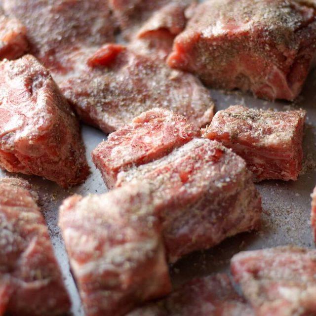 Beef Neck Bones recipe