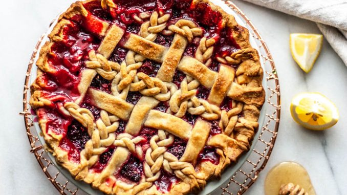 Black Raspberry Pie
