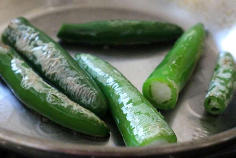 Chile Toreados Recipe