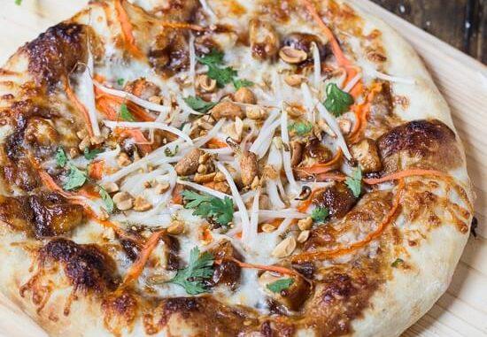 Chinese Pizza Recipe