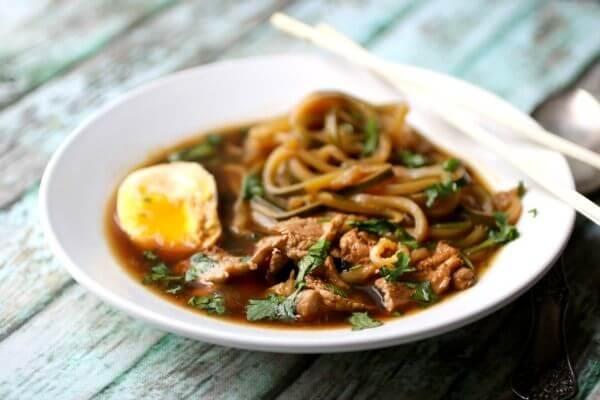 Gluten Free Ramen Noodles recipe