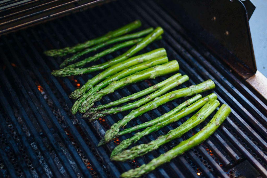 Grilled Asparagus recipe