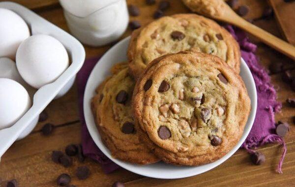 Heath Bar Cookie