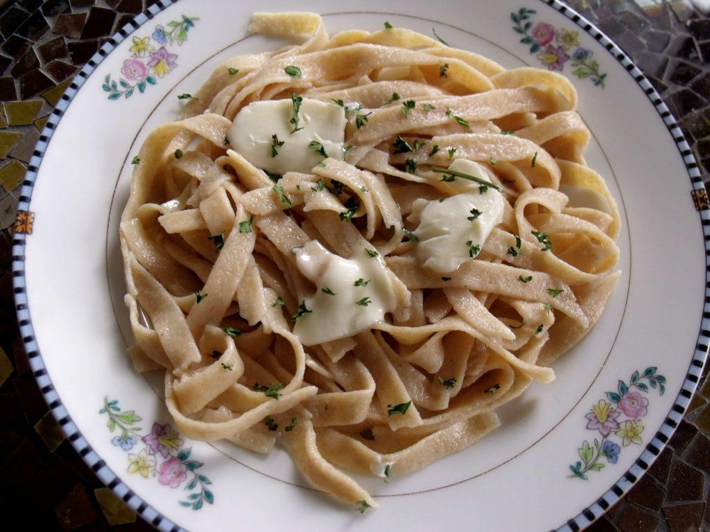 Kamut Pasta recipe