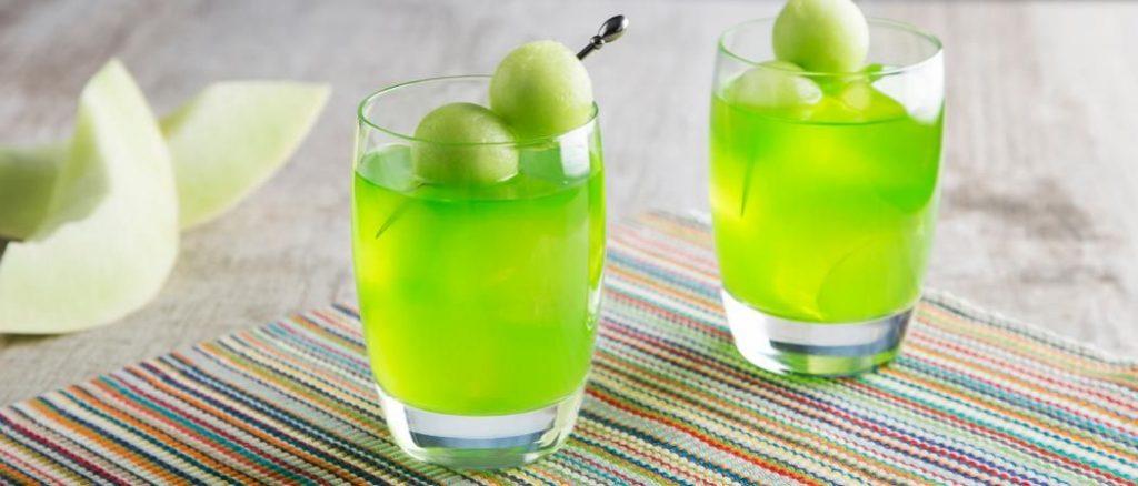 Melon Ball Drink recipe