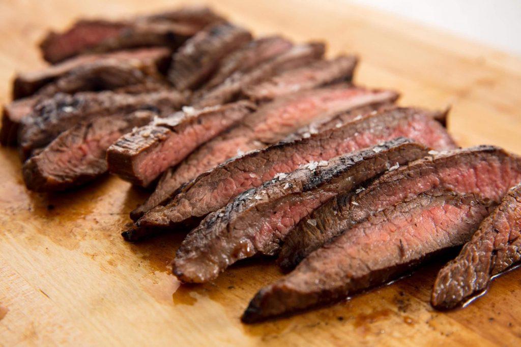 Oyster Steak recipe