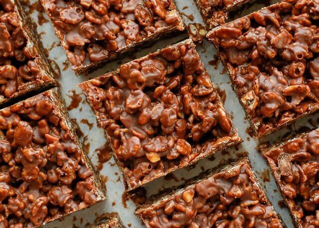 Peanut Butter Crunch recipe