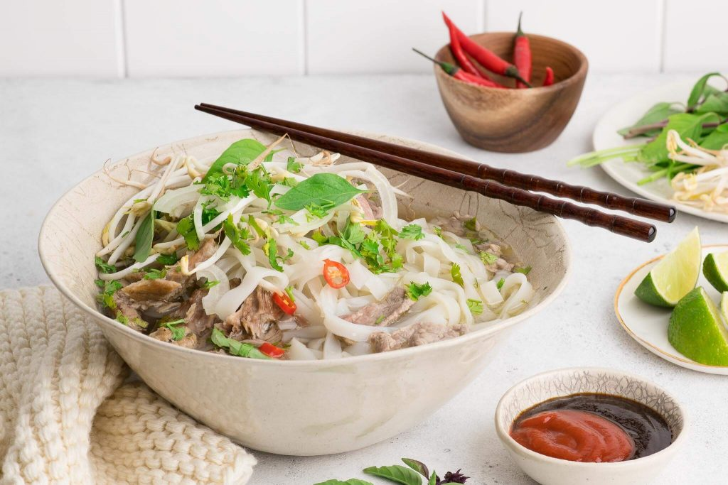 Pho Rice Noodles