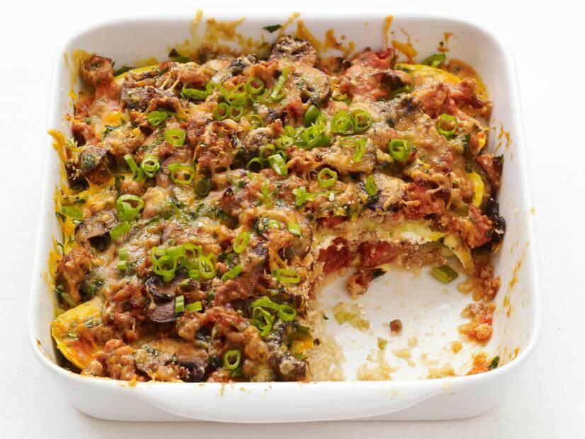 Pork Casserole Recipe