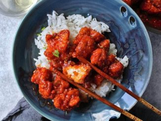 Red Chicken recipe