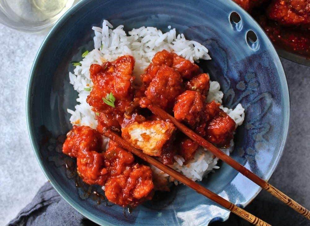 Red Chicken recipe