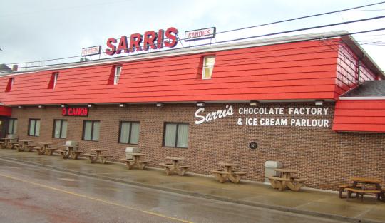 Sarris Candies Store