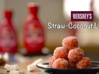Straw-Coconut Ladoos Recipe
