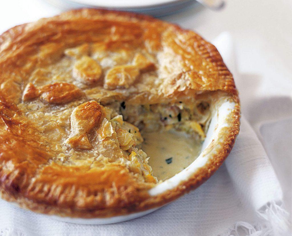 Seafood Pie recipe