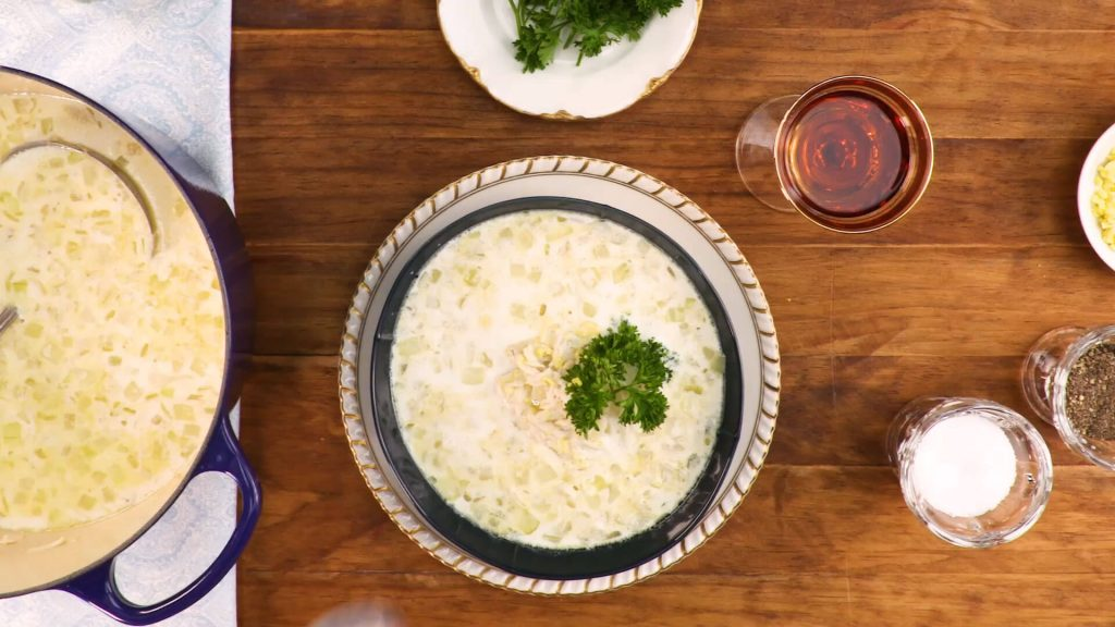 She-Crab Soup recipe