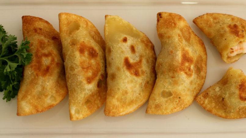 Shrimp Empanadas recipe