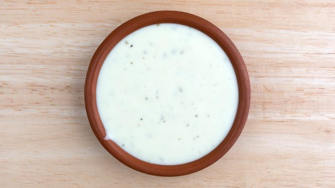 Spicy Ranch Dressing