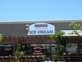 Steve's Ice Cream store