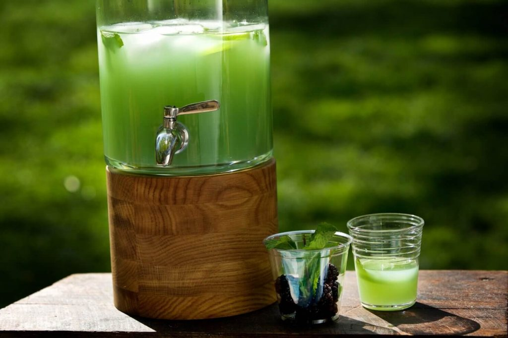 Swamp Water Cocktail