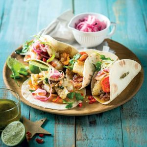 Tacos De Pescado Recipe