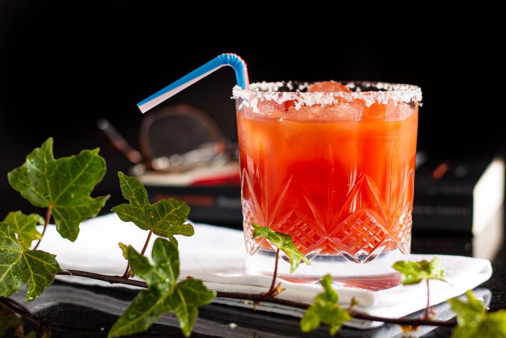 Vampiro Cocktail