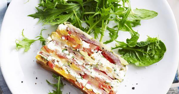 Vegetable Terrine recipe