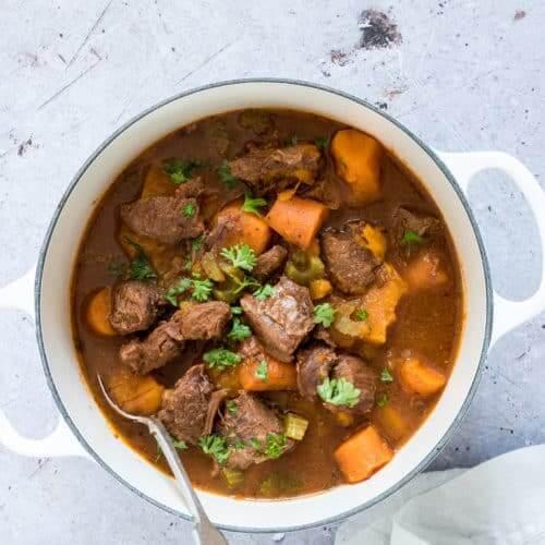 Vension Stew Recipe