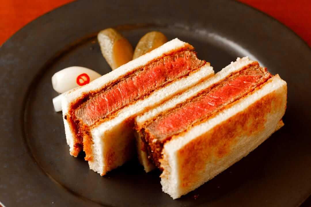 Wagyu Zabuton Steak Sandwich Recipe