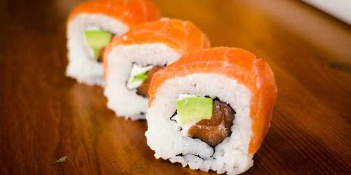 Boston Sushi Rolls recipe