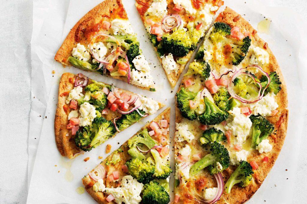 Broccoli Pizza Recipe