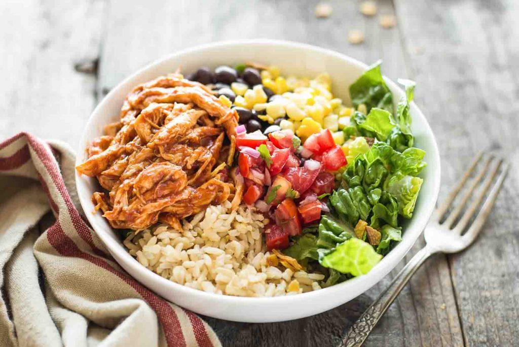 Chicken Bowl Recipe