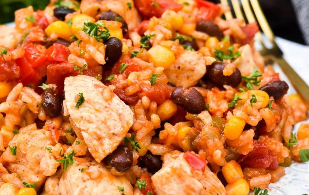 Chicken Fiesta recipe