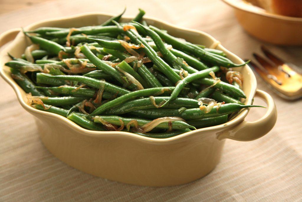 Christmas Green Beans