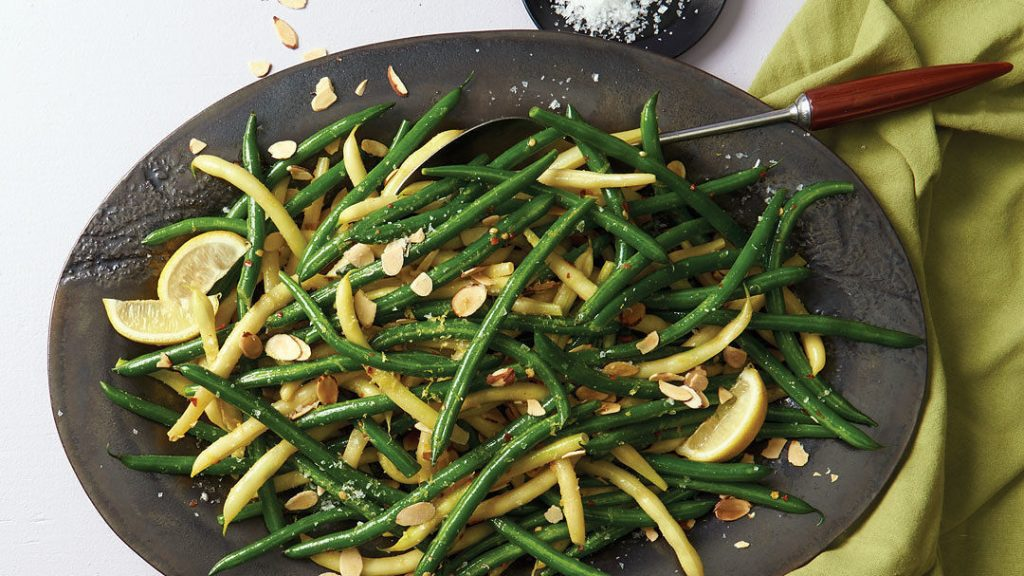 Christmas Green Beans recipe