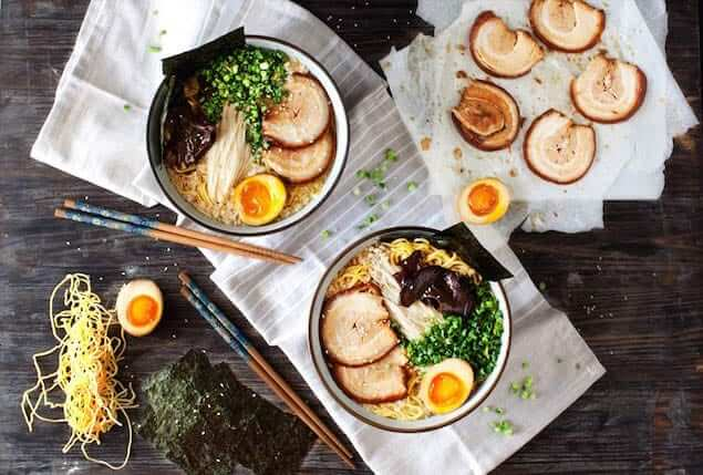 Katsu Style Ramen recipe