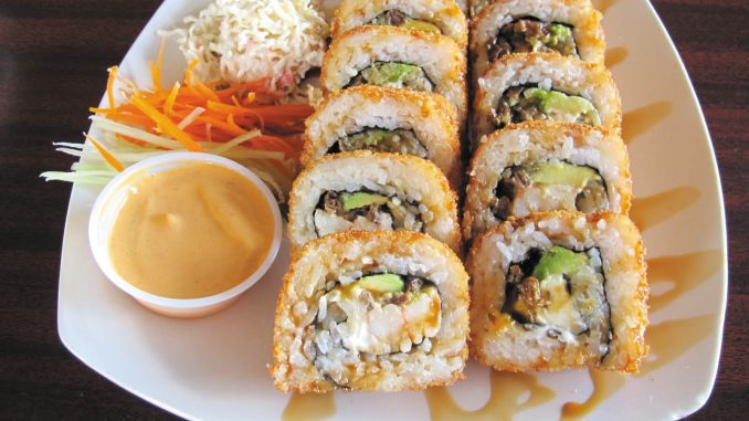 Mexican Sushi
