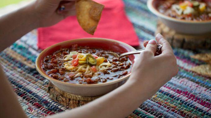 Paula Deen Taco Soup Recipe
