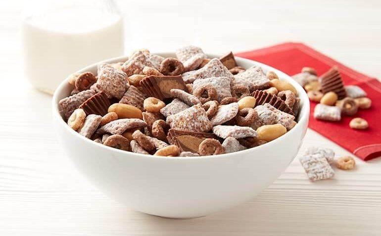 Peanut Butter Chex Mix recipe