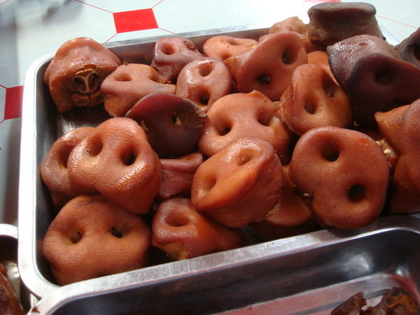 Pig Snouts Jelly