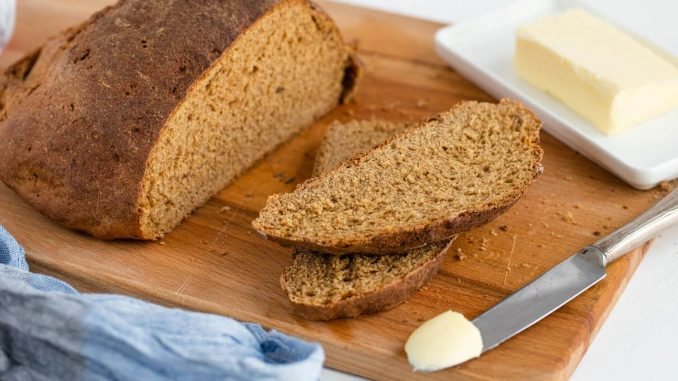 Pumpernickel Bread Recipe