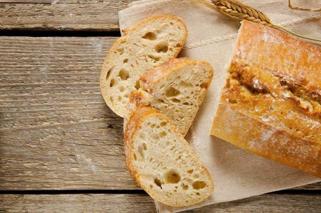 Rustic Italian Bread recipe