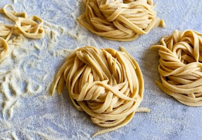 Spelt Pasta recipe