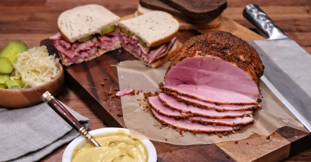 Turkey Pastrami Recipe