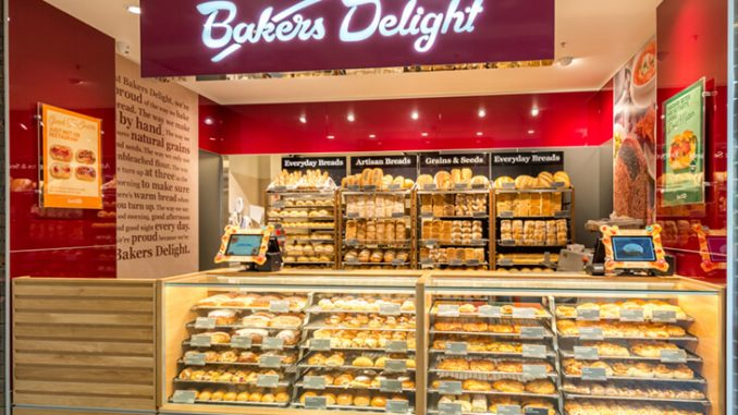 Bakers Delight Store